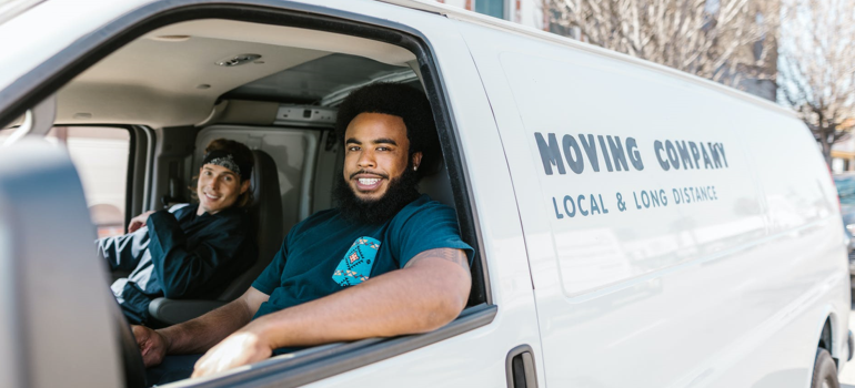 A good moving company is necessary when you're moving from Washington DC to Brooklyn