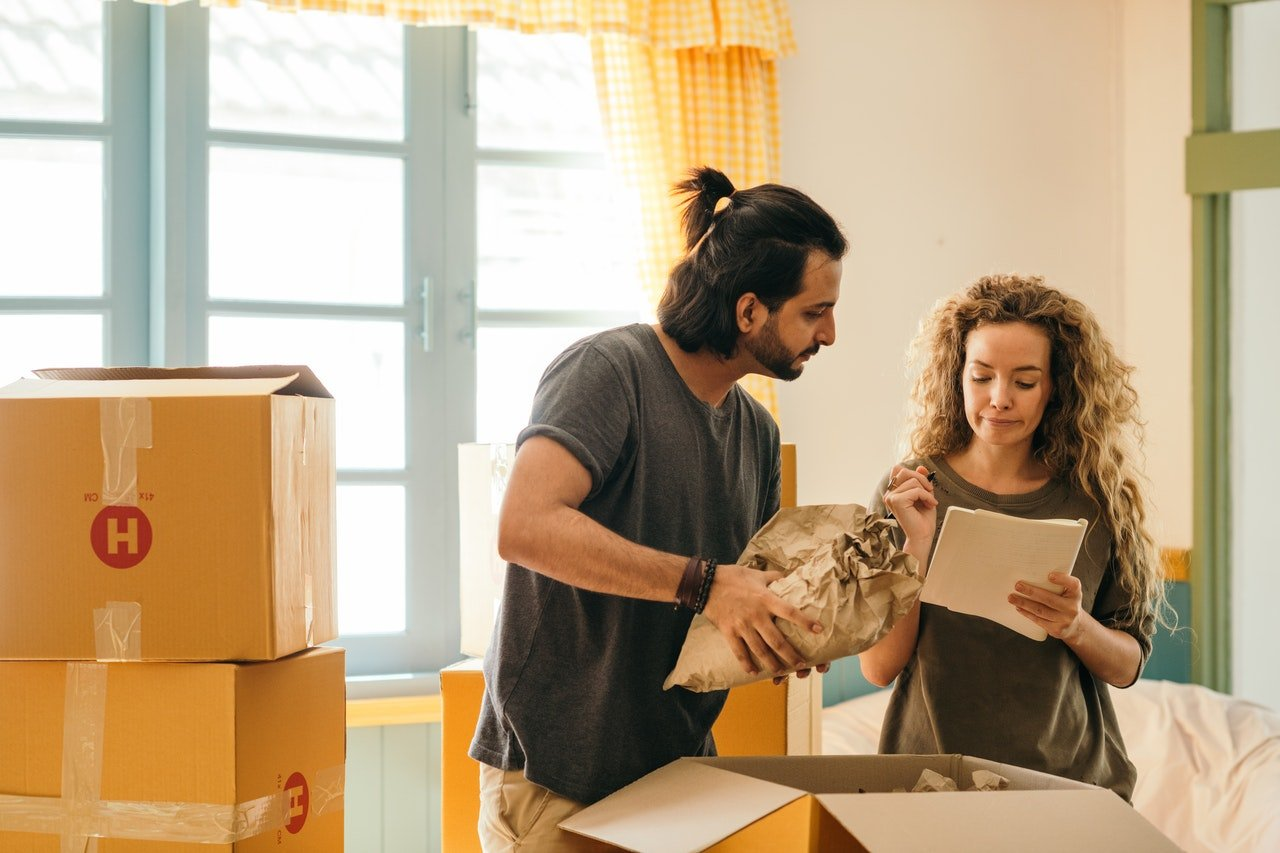 7 items that people leave behind when moving