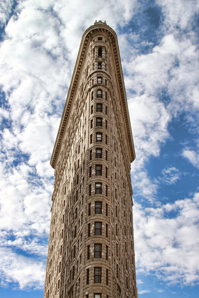 Moving Company New York City Movers Flat Iron Building To A