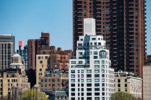 A penthouse aparment