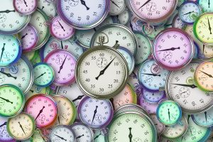 mistakes when moving last-minute - clocks