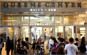 Queens center mall, Usantini moving and storage, moving to queens, moving to NYC