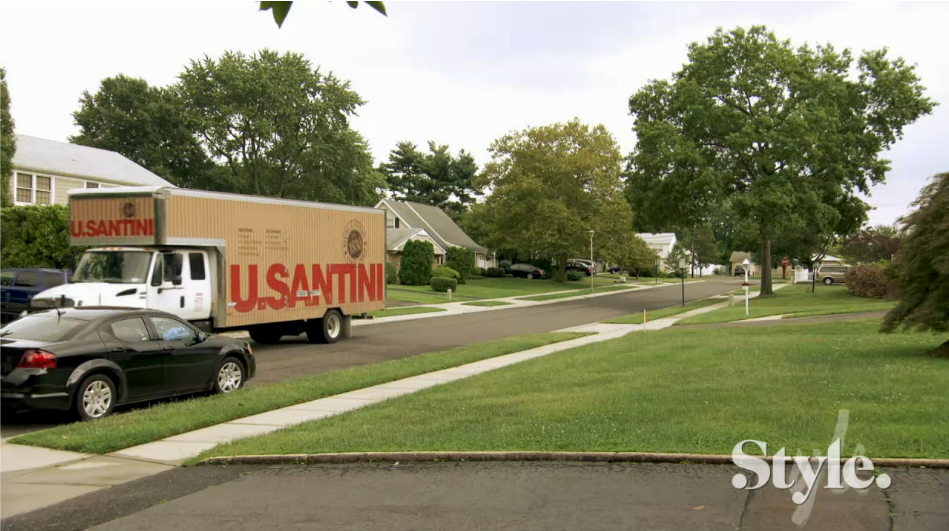U Santini Moving and Storage featured in CIty Girl Diraries