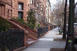 A street in Brooklyn