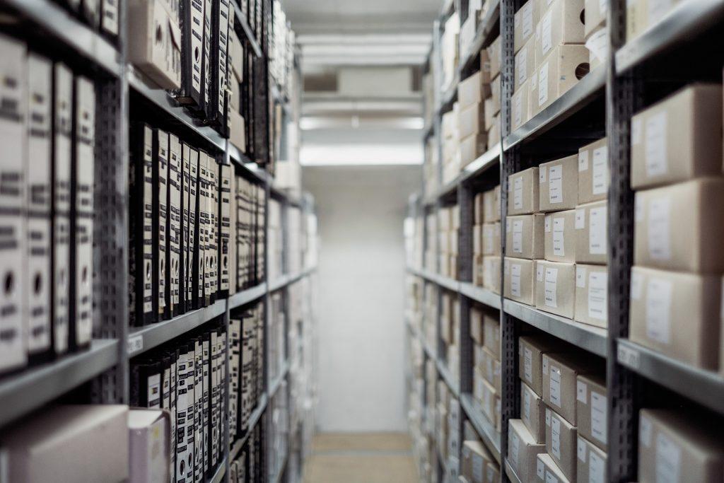 Corporate Storage NYC- storage