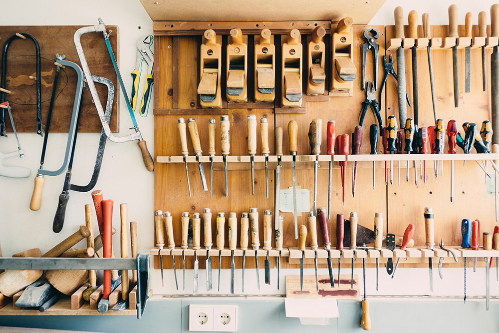 Best Practices for Storing Power Tools