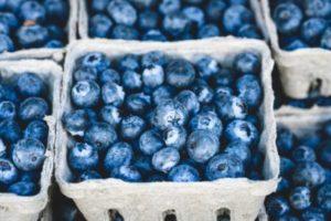 fresh grown food