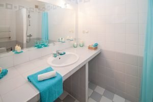 What's the best way to get down to preparing your bathroom for relocation?