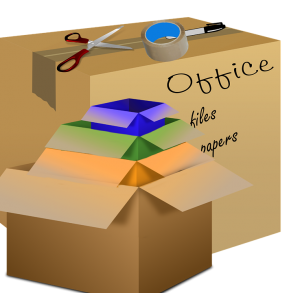 Boxes for movers Lefferts Gardens .