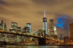 Brooklyn at night