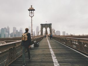 Visit your favorite places in Brooklyn.