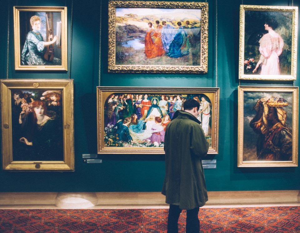 How to store your fine art safely
