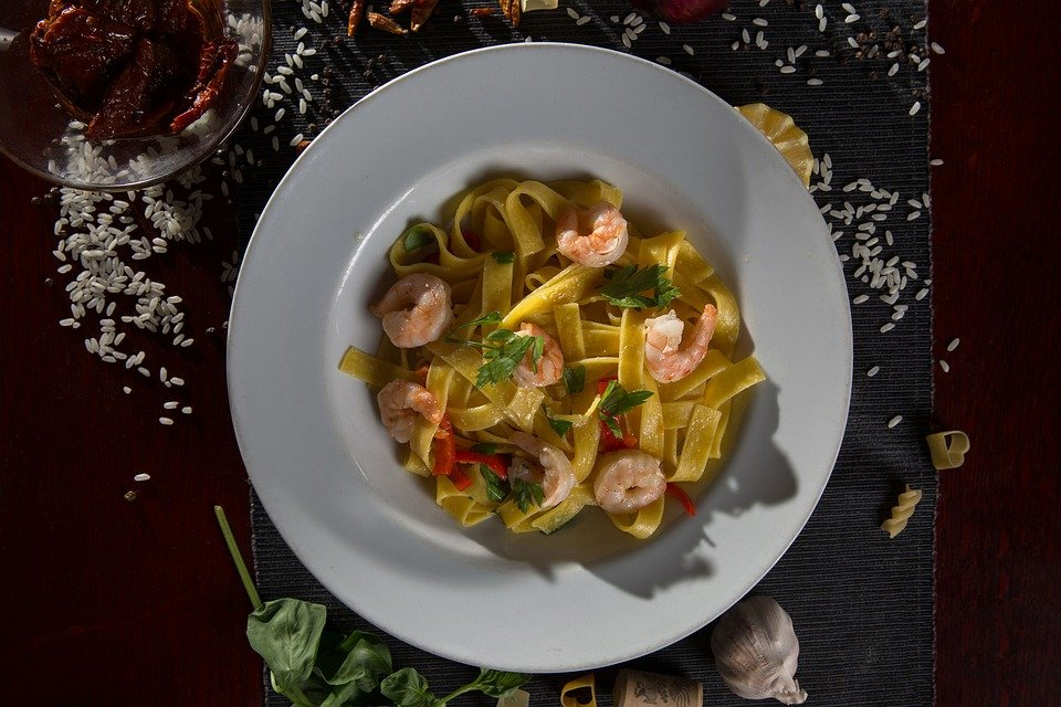 Enjoy a plate of good pasta in numerous great places to eat in Brooklyn