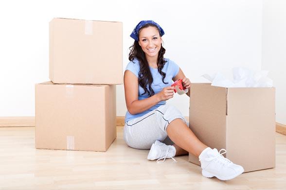 Packing, moving, U.santini moving and storage