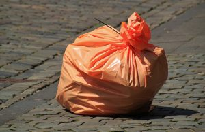 garbage bags you can use to protect your belongings from rain while moving