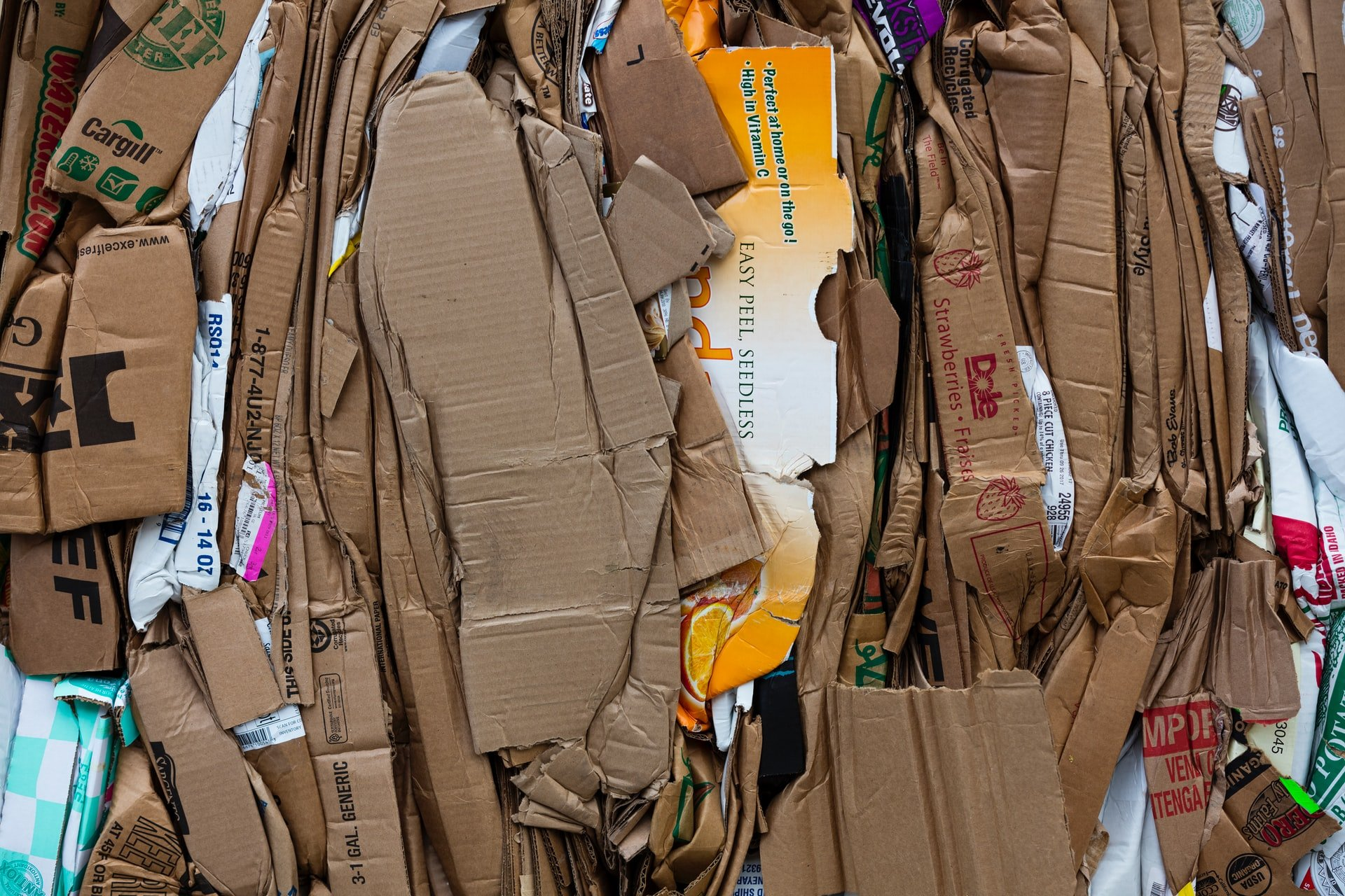 Reasons to avoid second-hand packing material