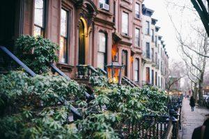 Buildings in Park Slope, Brooklyn