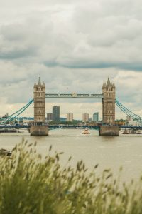 London bridge -moving from Brooklyn to UK means seeing it