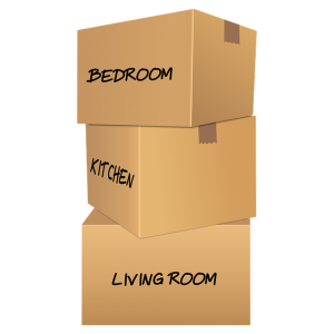 label boxes for storage