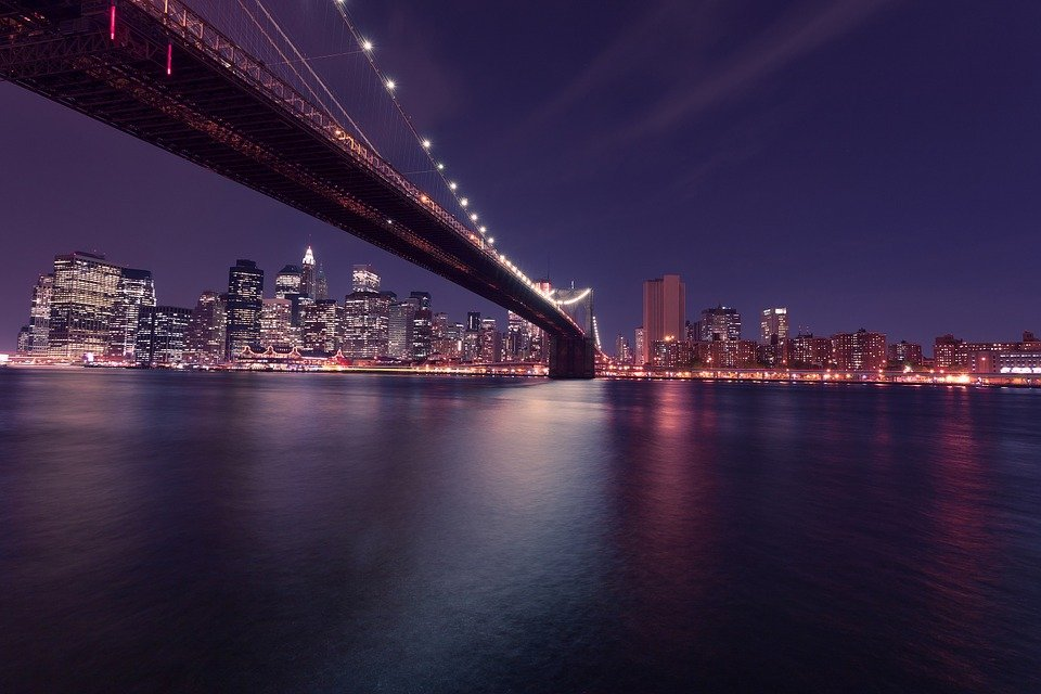 Visit The Brooklyn Bridge during your first month living in Brooklyn