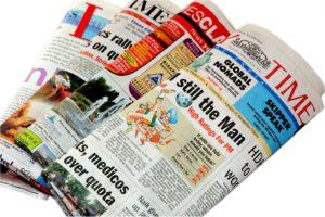 Search local newspaper