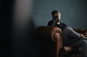 Stress-Moving out after divorce