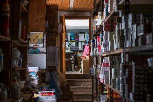 Storage space-Lefferts Gardens storage ideas