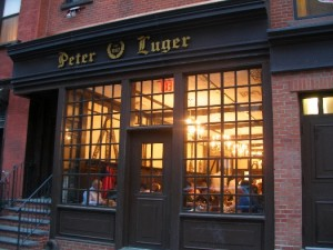 U.Santiini Moving and storage, peter Lugar, Brooklyn resaturants, Move to brooklyn