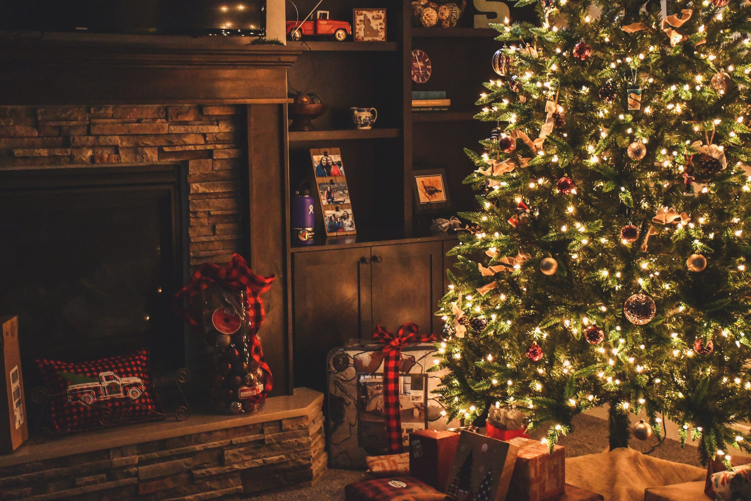 How to celebrate Christmas remotely