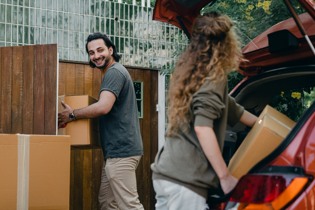 Simple DIY moving tasks that you can handle