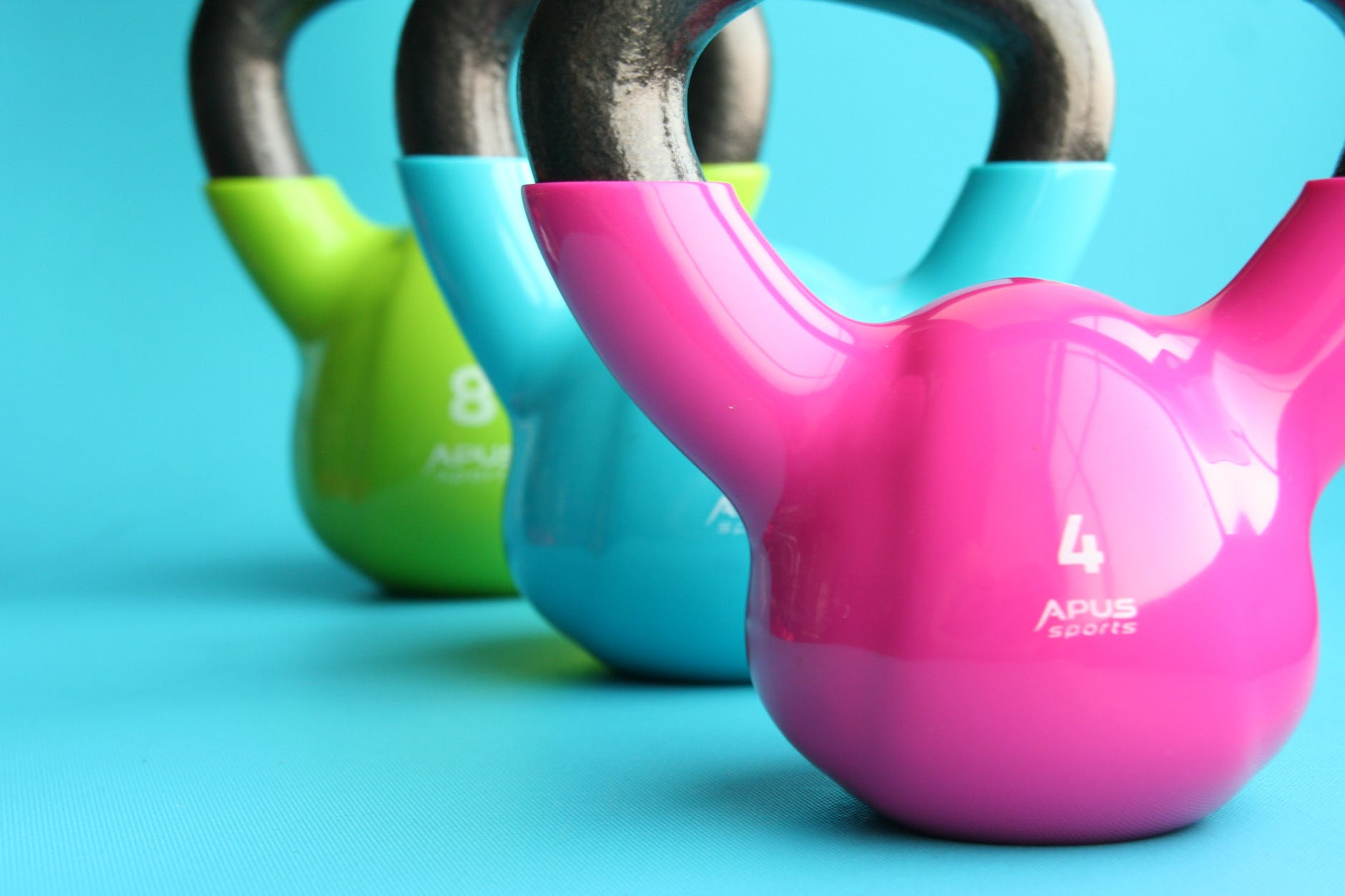 Using kettlebells is a great form of exercising if staying fit in Brooklyn is your goal.