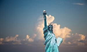 The Statue of Liberty in New York. If you are looking for local movers in NYC, look no further than movers Crown Heights.