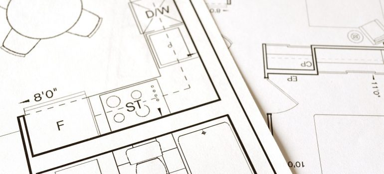 How to create a floor plan for your move