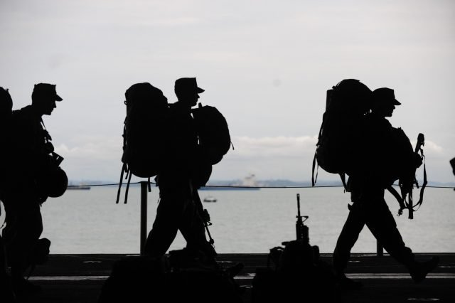 The benefits of renting storage while deployed