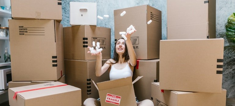 What are the most expensive moving services?