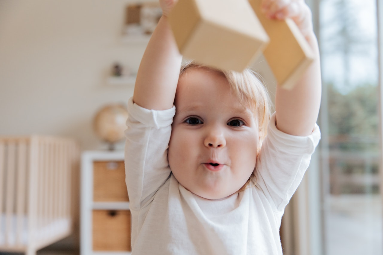 The key to staying sane when moving with toddlers