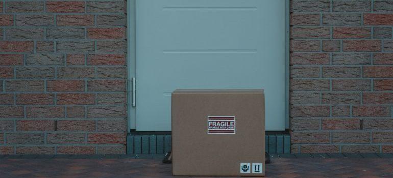 Avoid damaging door frames when moving