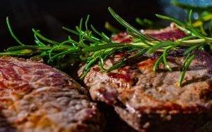 Order a steak in one of the best restaurants in Brooklyn