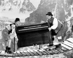 Piano moving, piano movers