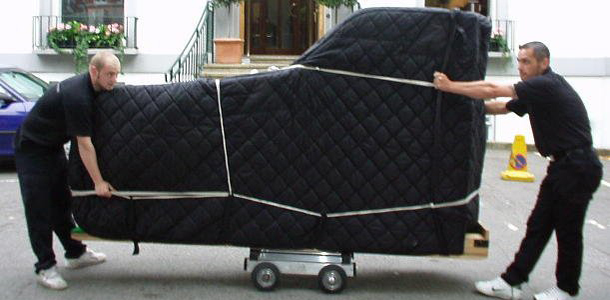 Professional piano movers, Usanitni.com, Usantini moving and storage, New york piano movers