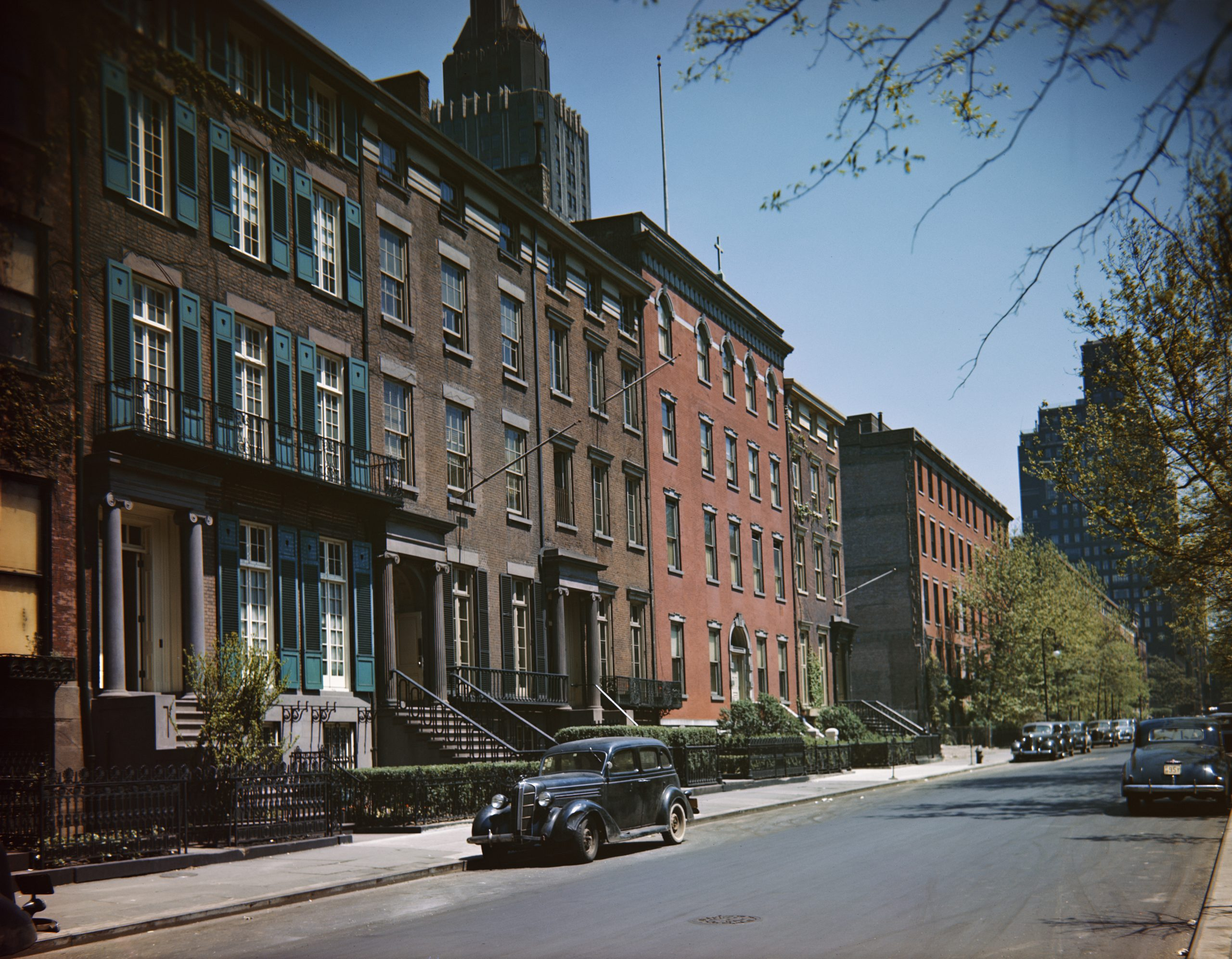 The benefits of living in Greenwich Village