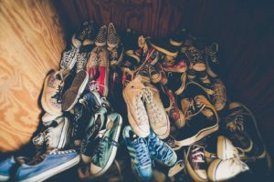 How many shoes do you need to bring to the Big Apple with you?