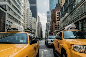 If you don't want to drive around NYC, we'd suggest hailing a cab.