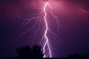 A thunder, which a climate-controlled Bushwick storage unit can protect you from.