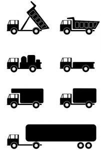 rental truck size