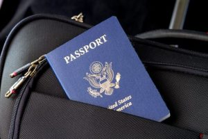Moving overseas from NYC requires visa, passport and other required documents